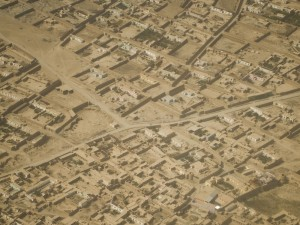 Outskrit of Kabul from above (Foto: Heimken)